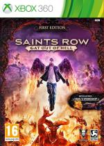 Saints Row Gat Out Of Hell First Edition Xbox 360 - Xbox 360