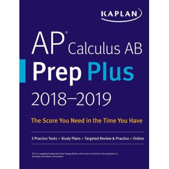 Kaplan test prep livres en vo collection kaplan test prep page 2 ap calculus ab prep plus 2018 2019 fandeluxe Image collections