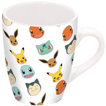 Mug Barrel en porcelaine Pokémon Personnages