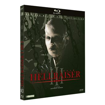 HellraiserHellraiser III Blu-ray