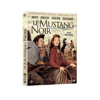 Le Mustang Noir Combo Blu-ray DVD