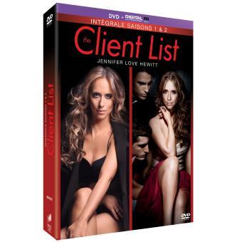 The Client ListL'intégrale des Saisons 1 & 2 DVD