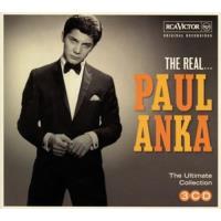 Real Paul Anka - 3 CD Digipack