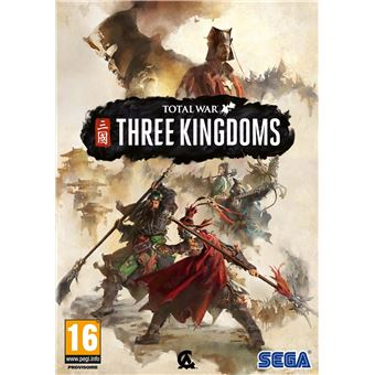 Total War Three Kingdoms Edition Limitée PC
