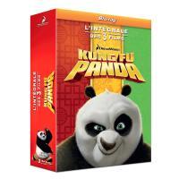 Kung Fu Panda Les 3 films Coffret Blu-ray