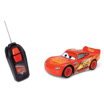 voiture radiocommand e flash mcqueen smoby cars 3 chelle 1 32 voiture radio command achat. Black Bedroom Furniture Sets. Home Design Ideas