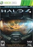 Halo 4 Edition Game Of The Year Xbox 360