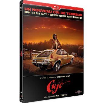 Cujo Steelbook Edition Limitée Blu-ray