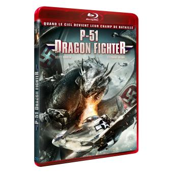 P-51 Dragon Fighter Blu-Ray