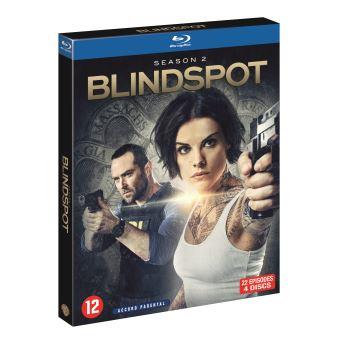 BlindspotBlindspot Saison 2 Blu-ray