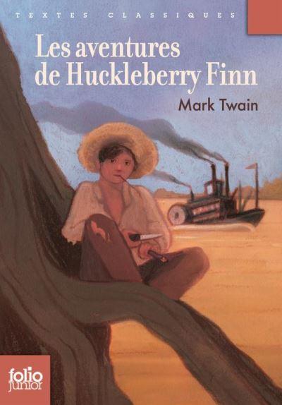 Les aventures de Huckleberry Finn - 9782075079501 - 6,49 €