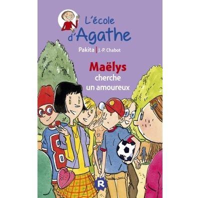 Maelys cherche un amoureux - Pakita (Auteur), Jean-Philippe Chabot (Auteur)
