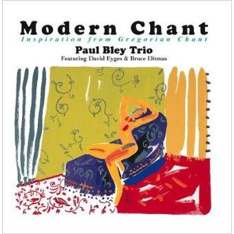 Modern chant/pochette cartonnee