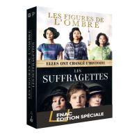 Coffret Les figures de l'ombre et Les suffragettes Edition Spéciale Fnac DVD