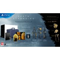 Pre-order - DEATH STRANDING COLLECTOR FR/NL PS4 - Levering vanaf 8/11