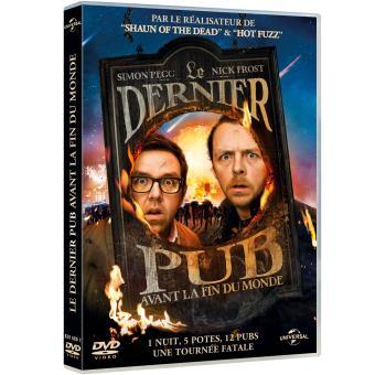 Le dernier pub avant la fin du monde DVD