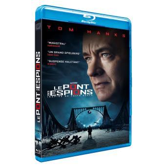 Le pont des espions Blu-ray