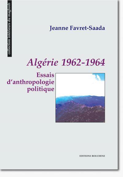 Algérie, 1962-1964