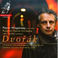 Concerto violon - variation symphonique - live budapest 2006