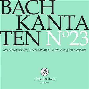 BACH KANTATEN N°23