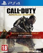 Call of Duty Advanced Warfare Edition Gold PS4