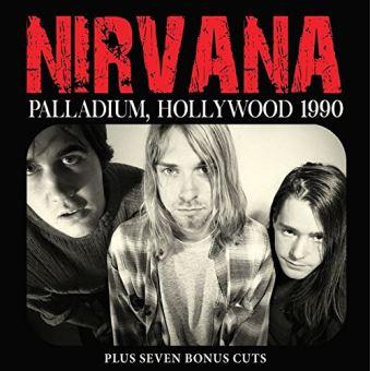 Palladium radio broadcast hollywood 1990