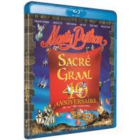 Monty Python Sacré Graal 40ème anniversaire Blu-ray