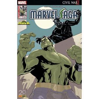 Marvel SagaMarvel Saga