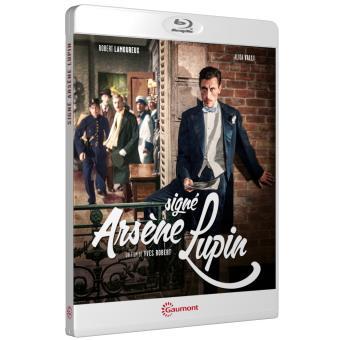 Signé Arsène Lupin Blu-ray