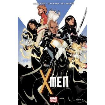 X-MenX-men marvel now