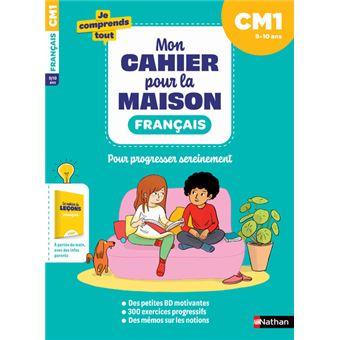 Je Comprends Tout Monomatiere Francais Cm1
