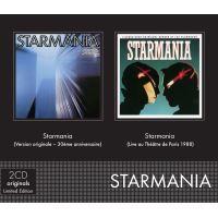 Starmania 30ème anniversaire Versions 1978 et 1988