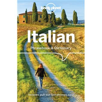 ITALIAN PHRASEBOOK 2015 LONELY PLANET
