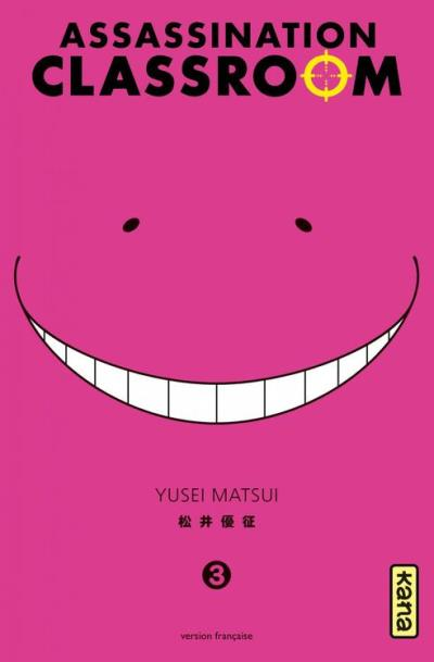 Assassination classroom - Tome 3 - 9782505048596 - 4,99 €