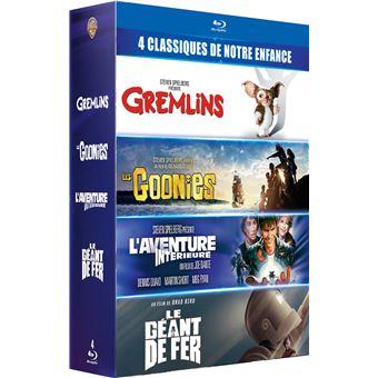 Coffret 4 classiques de notre enfance Blu-ray