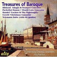 Trésors du baroque