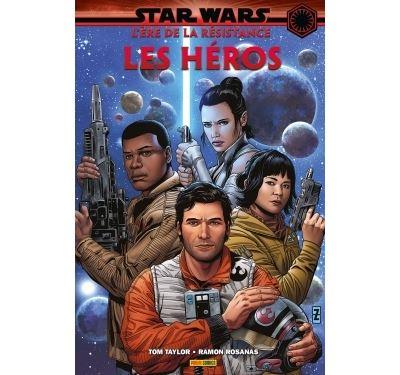 L'ère de la Résistance : les Héros