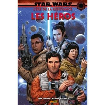 Star WarsStar Wars - L'ère de la Résistance : les Héros
