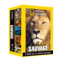 Collection Sauvage National Geographic DVD
