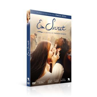 En secret Le destin de Thérèse Raquin DVD