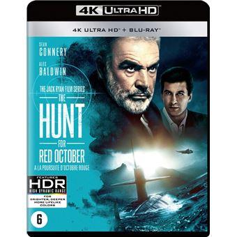 HUNT FOR RED OCTOBER-BIL-BLURAY 4K
