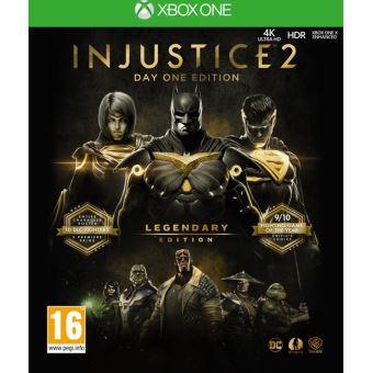 Pre-oder Injustice 2 legendary edition- DAY 1 FR/NL XONE