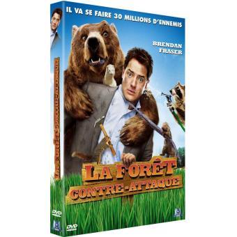 La forêt contre-attaque DVD