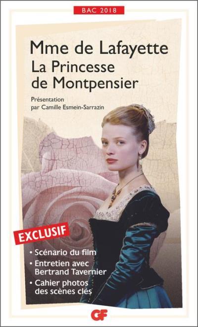 La Princesse de Montpensier - BAC 2018 - 9782081417779 - 4,49 €