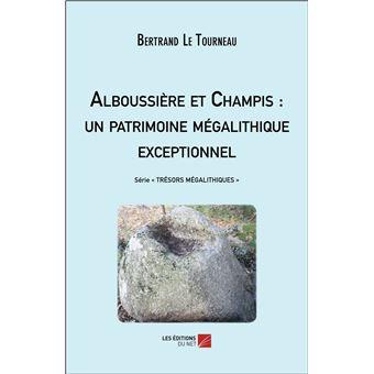 Alboussière et Champis