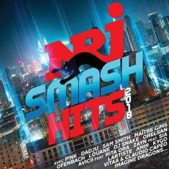 NRJ Smash Hits 2018 Coffret