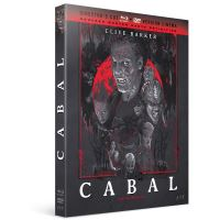 Cabal Combo DVD Blu-ray