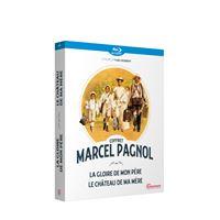 Coffret Marcel Pagnol 2 Films Blu-ray