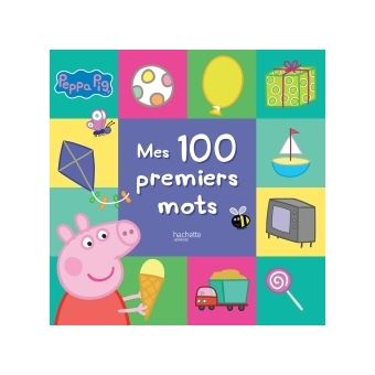 Peppa Pig Peppa Pig Mes 100 Premiers Mots
