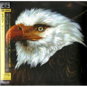 Hawk is howling/b cd/pochette cartonnee